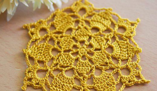 レース編み|#100ドイリー 56枚目の編み図